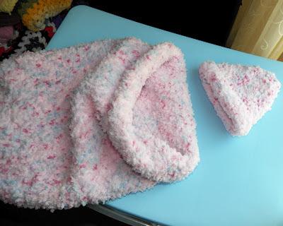 Baby Cocoon Crochet Pattern Red Heart Dancox For