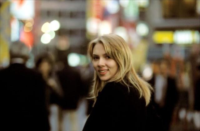 Scarlett Johanson, ¿perdida en Tokyo?