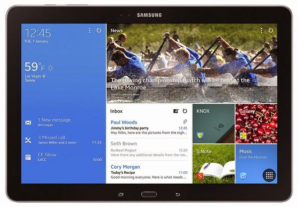 Harga Samsung Galaxy Tab Pro 12.2 LTE