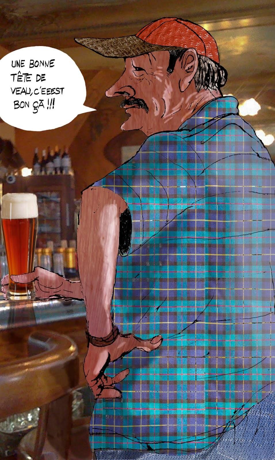 Pilier de bar