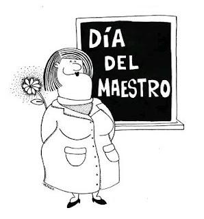 Dibujos del Dia del Maestro para Pintar, parte 4
