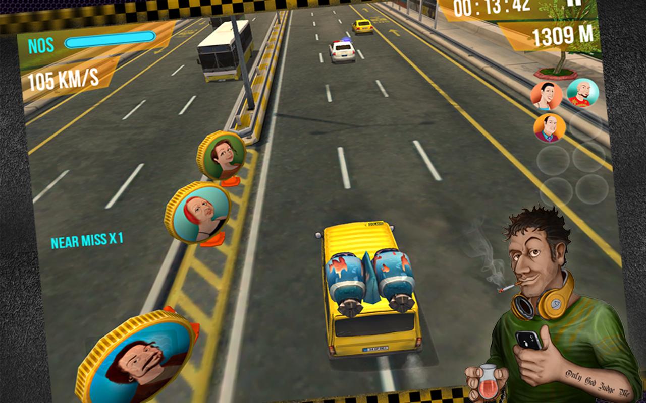 Dolmuş Driver Android Apk Oyunu resimi 2