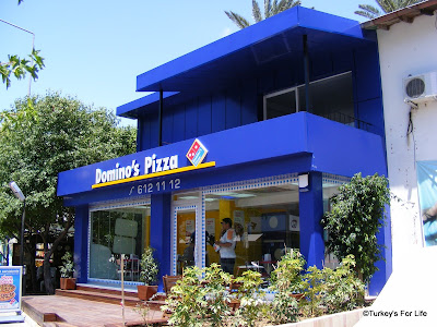 Dominos Pizza in Fethiye