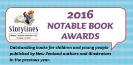 Winner Junior Fiction