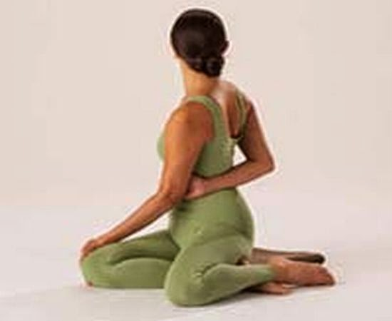 Secrets To Using Yoga For Uterine Fibroids Natural Treatment | Green