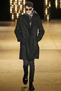 Hedi Slimane, YSL, Yves Saint Laurent, Paris Fashion Week, menswear, Fall Winter, otoño invierno, 2014,
