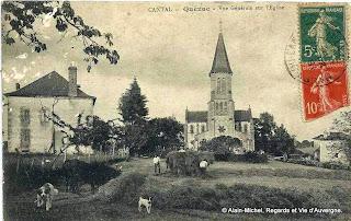 Juin, Les Foins, Quésac Cantal