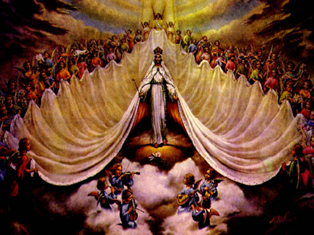 The Mad Monarchist: The Queenship of Mary