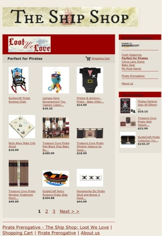 Pirate's Log - April www.pirateprerogative.com