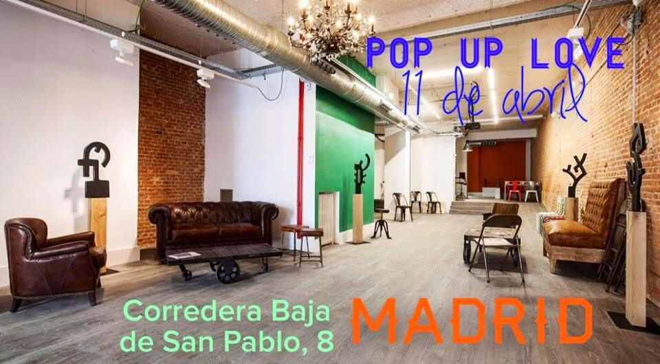pop up; moda; madrid; mercadillo