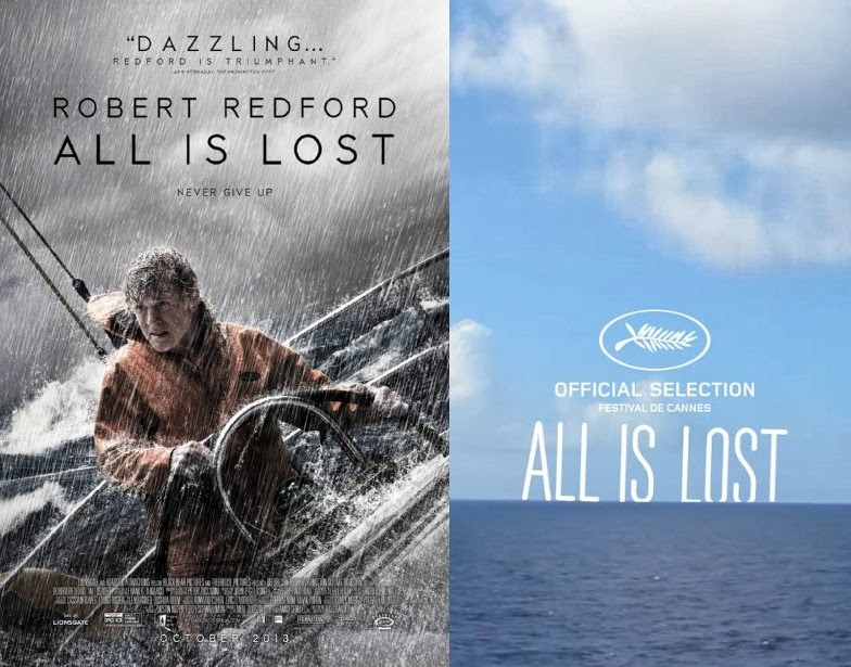 Film All Is Lost (2013)