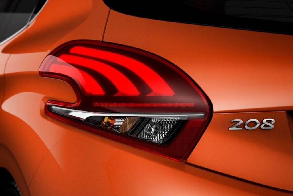 Novo Peugeot 208 2016