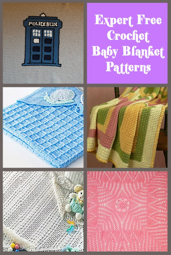 Id Rather Be Hookin: Free Baby Afghan Crochet Patterns ...