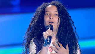 Rocio-Beautiful-cristina-anguilera-la-voz-kids