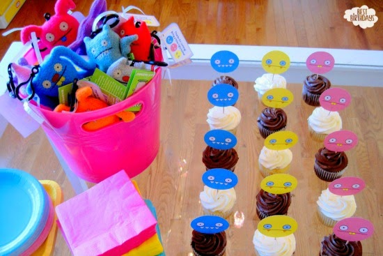 Uglydoll Birthday Party with Free Printables