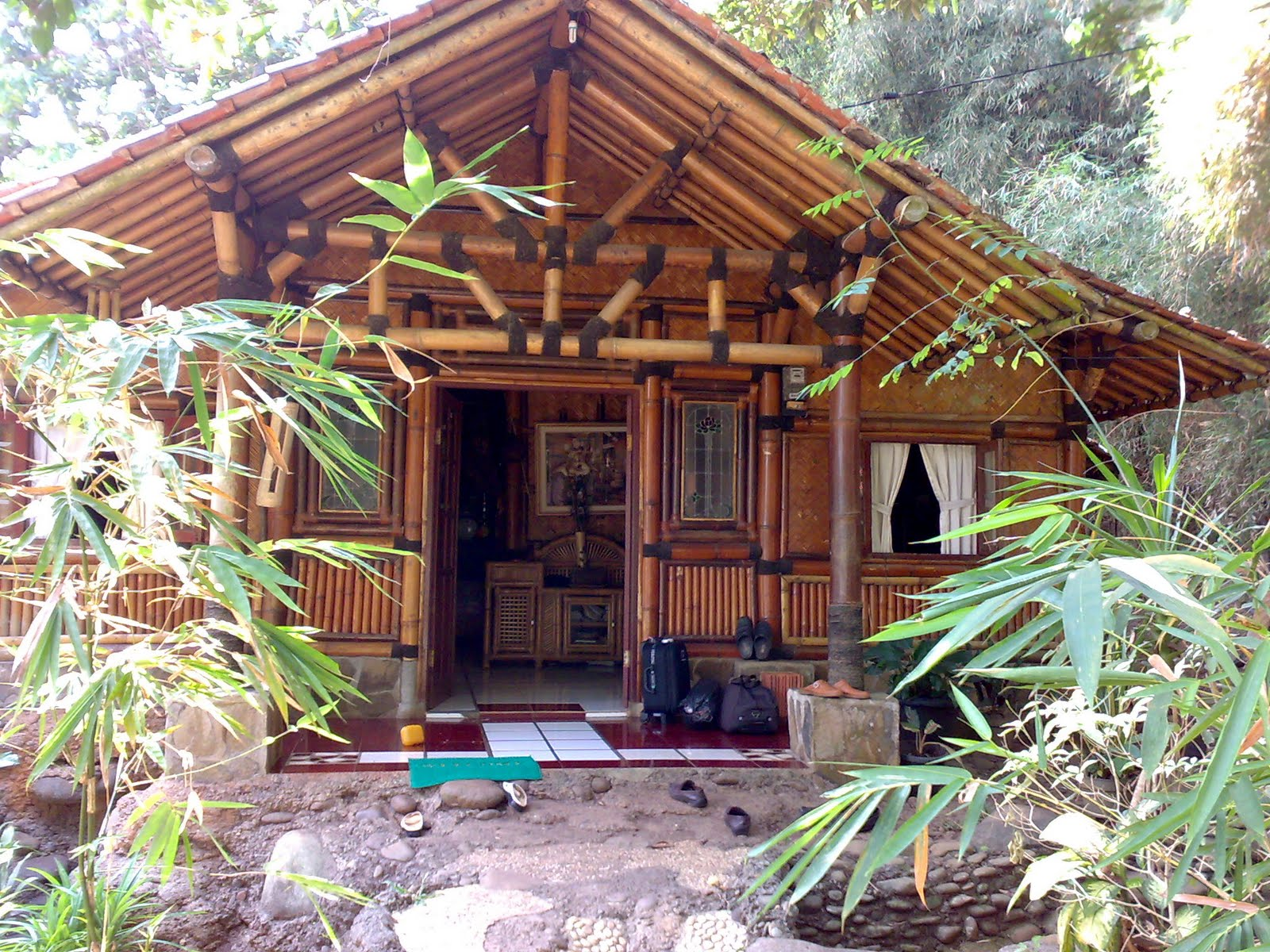 Best Bamboo House Design