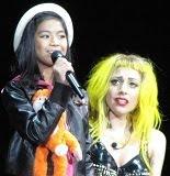 Maria Aragon & Lady Gaga