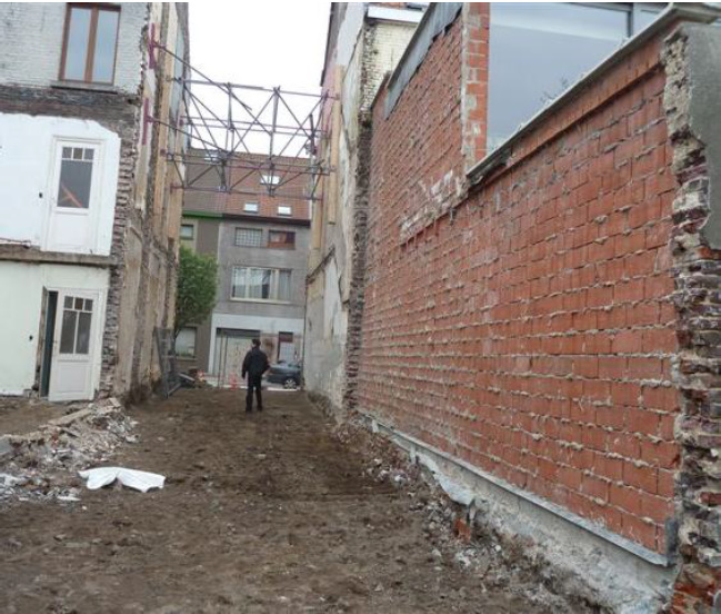 Ossenstraat 27 d kavel for Huis zichtbaar maken google streetview