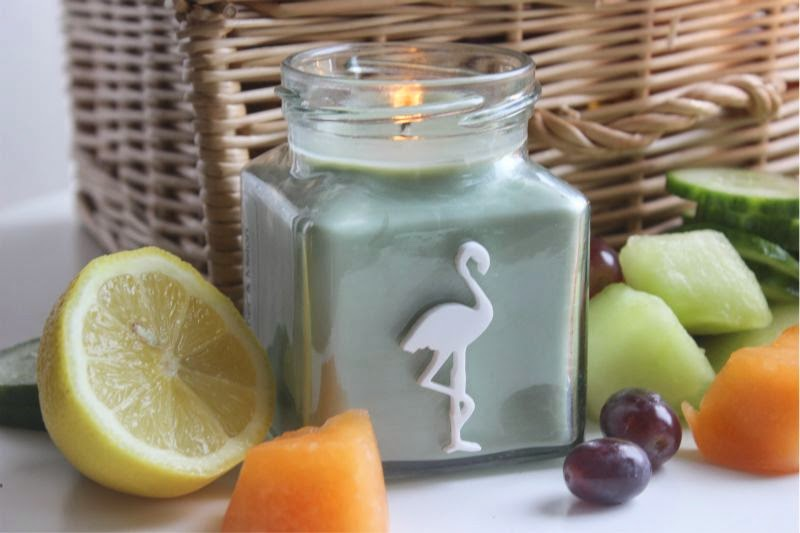 Flamingo Candles Spring Summer 2014 Collection