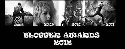 Cabecera de los Premios Blogger Awards 2012