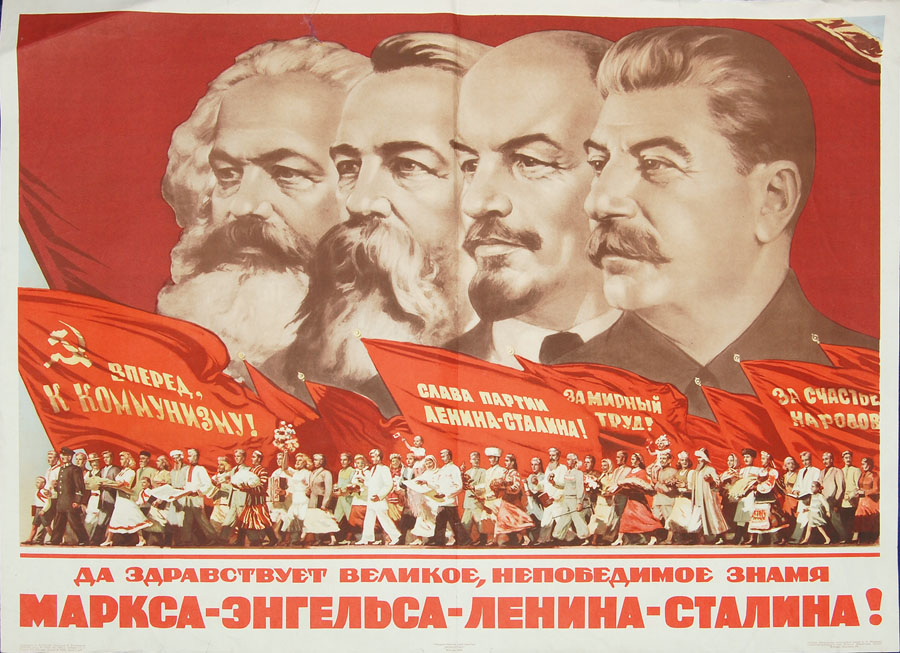 stalins authority over the ussr essay