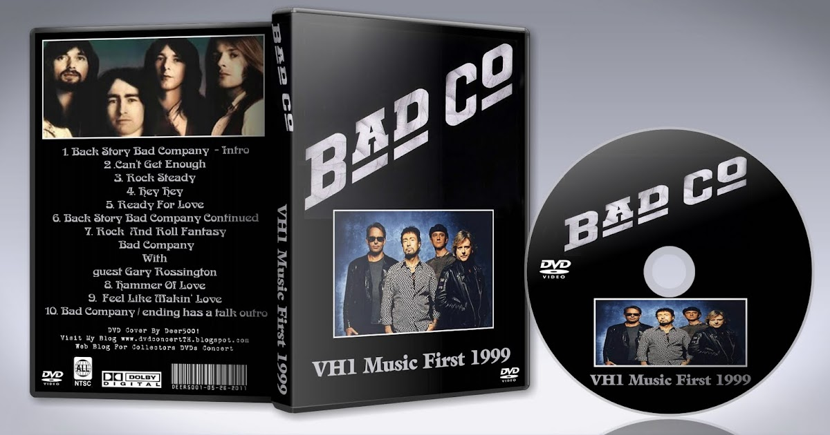 "DVDConcertTH Power By ""Deer 5001"": Bad Company - 1999-08 ..."