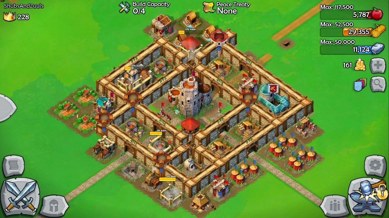 Rofl initiative review age of empires castle siege
