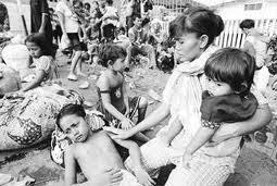 Tragedi Kerusuhan Sampit (Suku Dayak vs Madura) ~ Sejarah Kelam ...