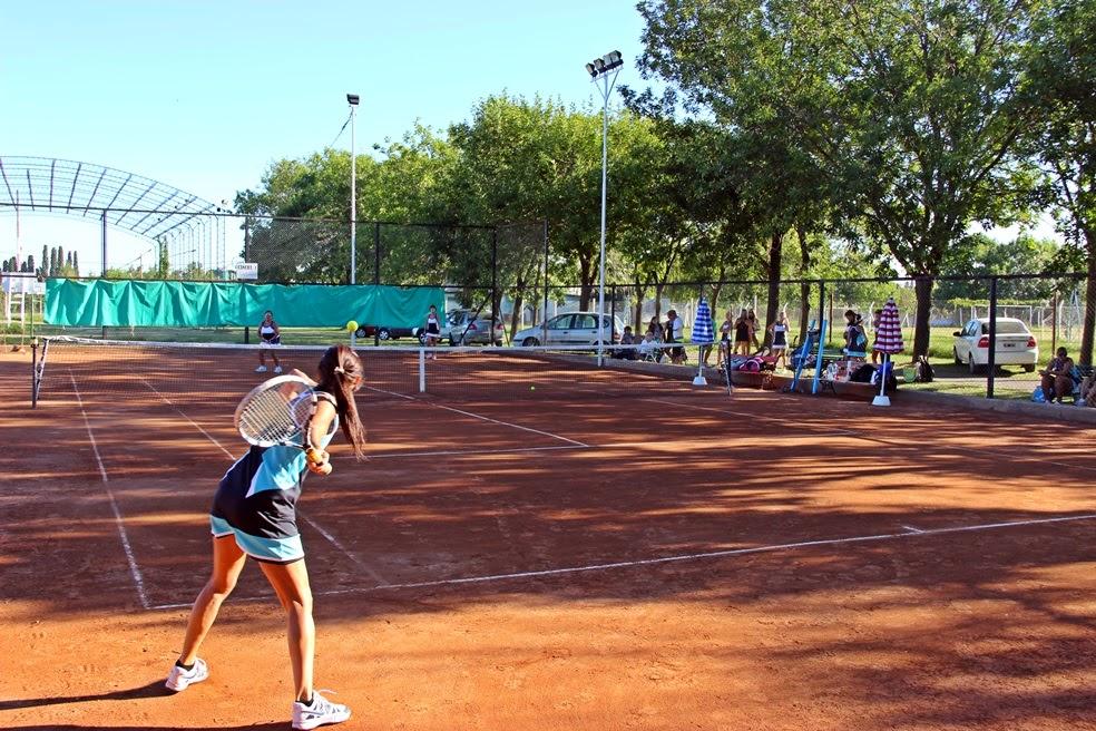 San Lorenzo fue sede de importante torneo interclubes de tenis