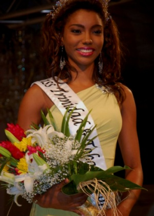 Jevon King wins Miss Trinidad and Tobago Universe 2014