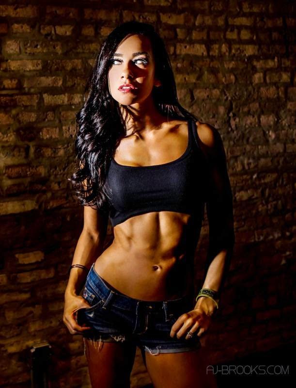 AJ-AJ Lee-AJ Brooks-WWE