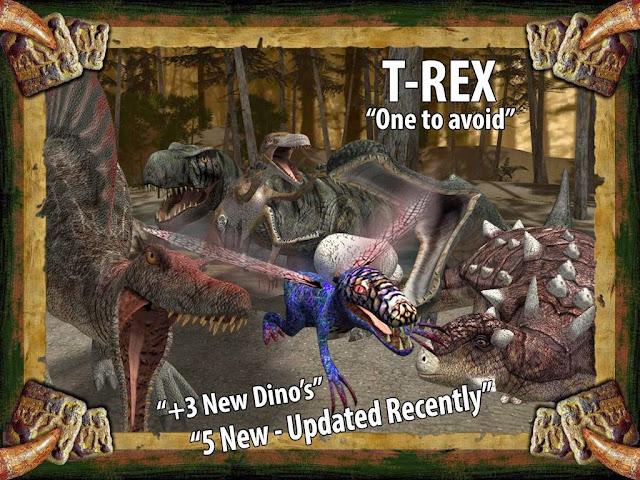 Dinosaur Safari (Dinazor Vurma) Android Apk Oyunu resimi 4