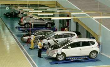 Bengkel Honda Ahmad Yani Bandung