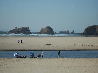 pacific coast oregon