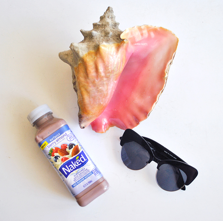 Take a Break & Go Naked for a Bikini Body + a Berry Milk & Cookies Mini Cheesecake Recipe #TryNakedJuice Giveaway