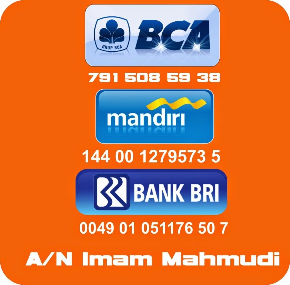 BANK TRANFER