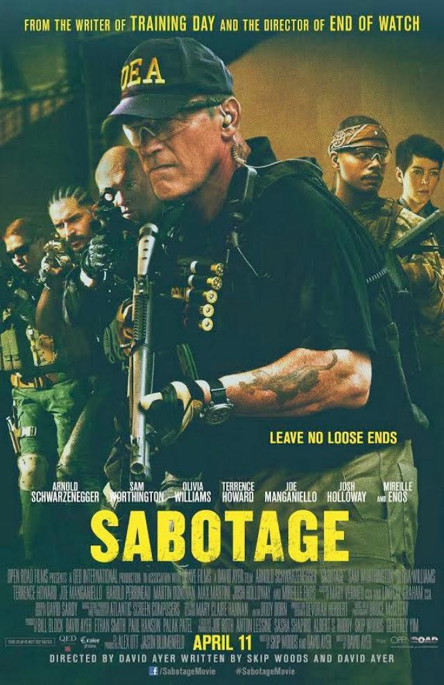 La película Sabotage