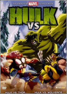 Download - Hulk Vs. Thor e Wolverine DVDRip - AVI - Dublado