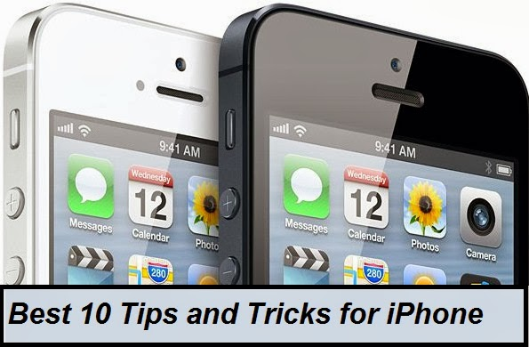 Best 10 Tips and Tricks for iPhone