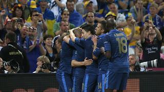 Francia celebra el triunfo