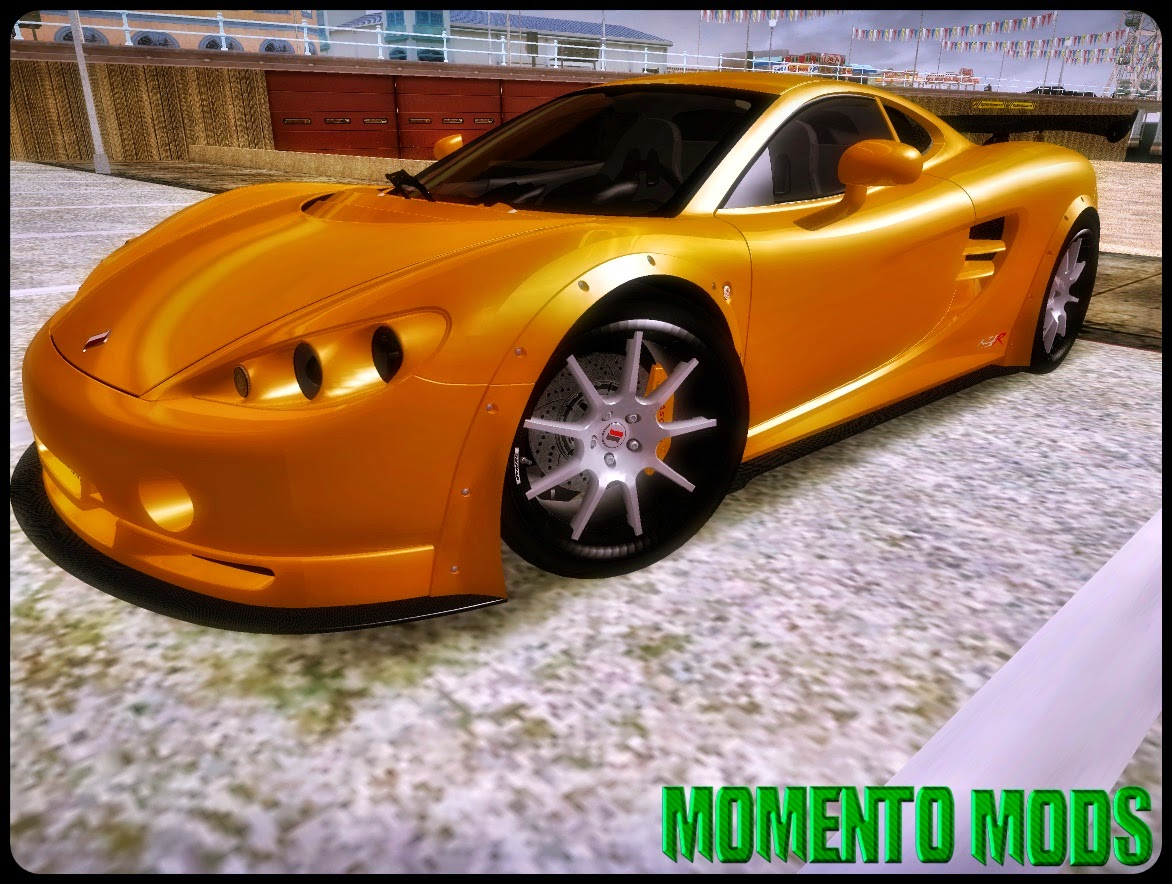 GTA SA - Ascari KZ1R Limited Edition 2008