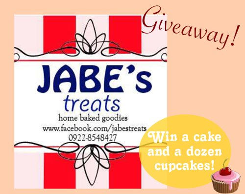 cake giveaway, contest