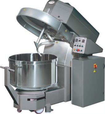 Types And Uses Of Industrial Mixers