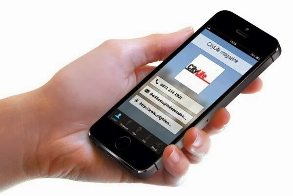 Download your CityLife app today