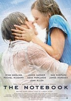Las mejores películas de amor: The Notebook
