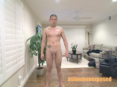 P5 Thick Cock Asian Dude
