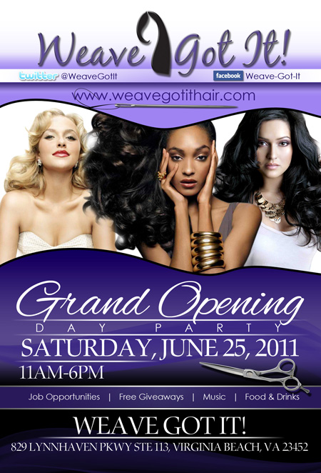 Hair Salon Grand Opening Flyer http://www.moagdidit.com/2011/07/hair-salon-grand-opening-flyer.html
