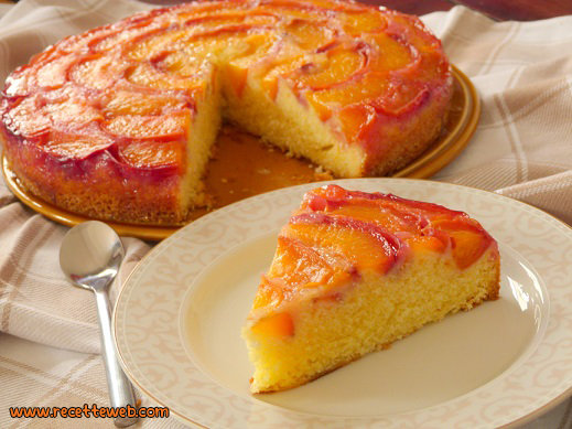 Recette Gâteau aux Nectarines Facile