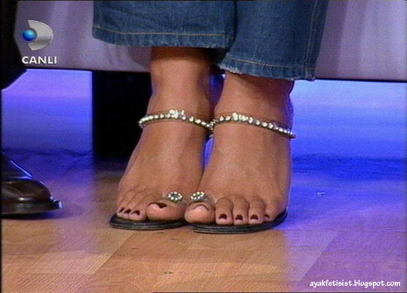 Turkish Feet, Foreign Feet-Türk, Yabancı Ünlü ve Amatör Ayakları
