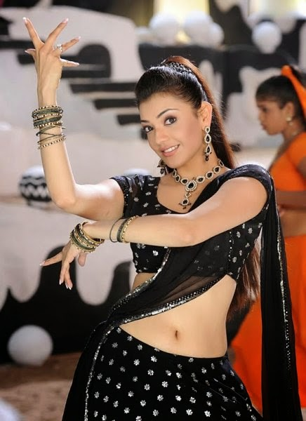 Kajal Aggarwal Hot Pics hot navel show belly visible pics